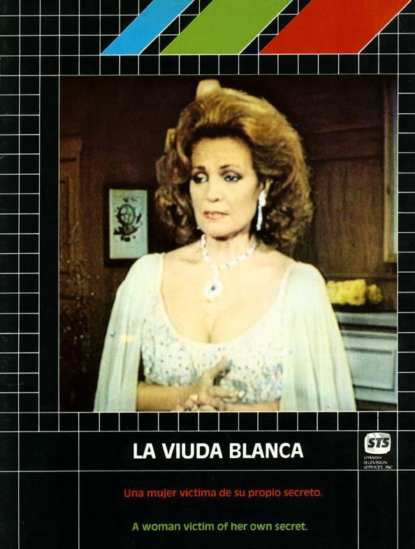 telenovela viuda blanca: